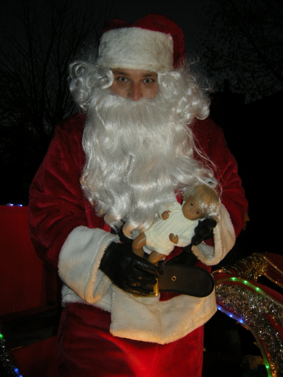 Father Christmas comes to Town 003