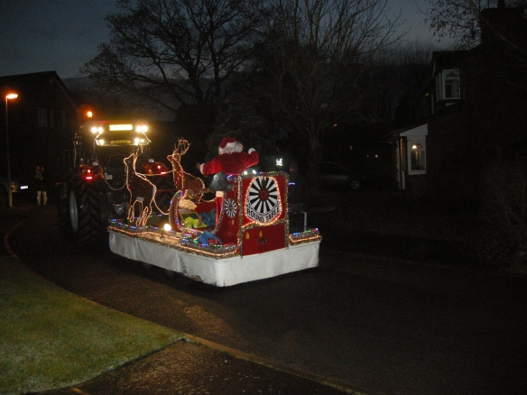 Father Christmas comes to Town 006