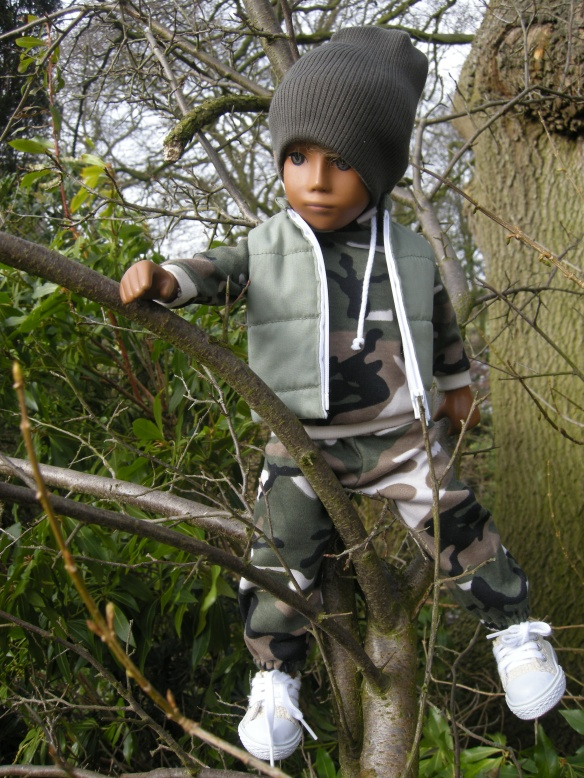 My Tree Climbing Gregors 022