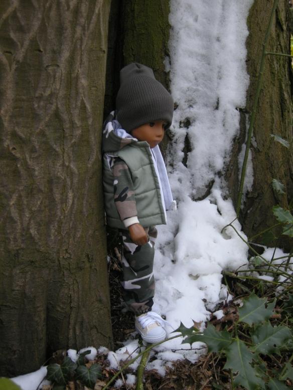 My Tree Climbing Gregors 025