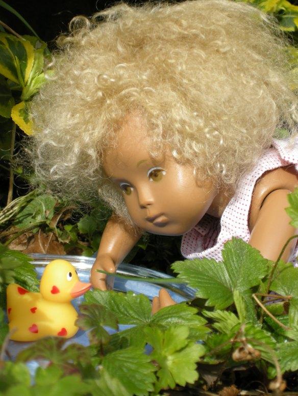 In the garden 3A 025