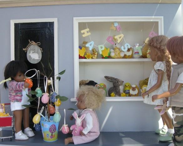 Easter Window Display 002