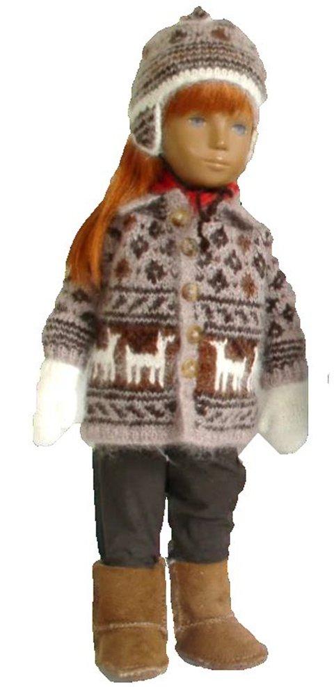 Llama Coat 01